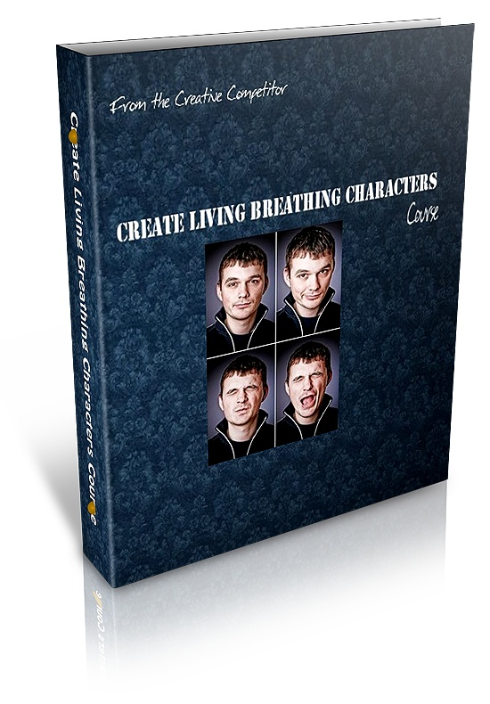 Create Living Breathing Characters