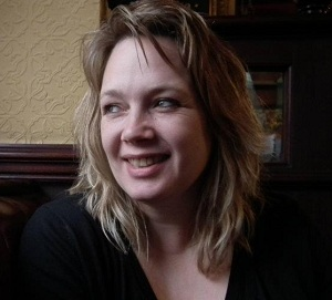 Author Editor Annette Young