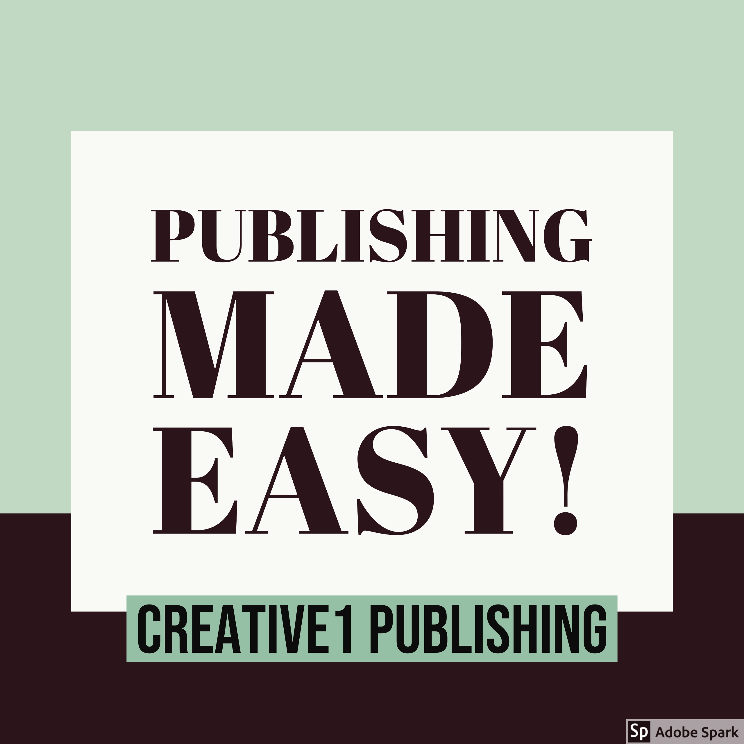 Creative1 Publishing